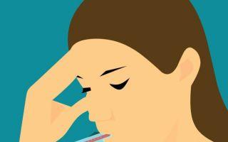 Температура при ВСД: по какой причине она изменяется и как с этим бороться