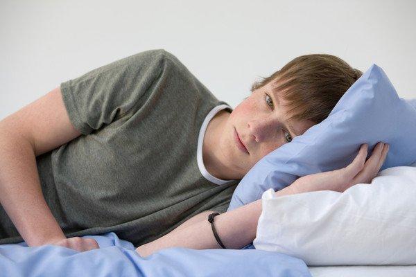 Сильные головные боли при вегетососудистой дистонии у подростка