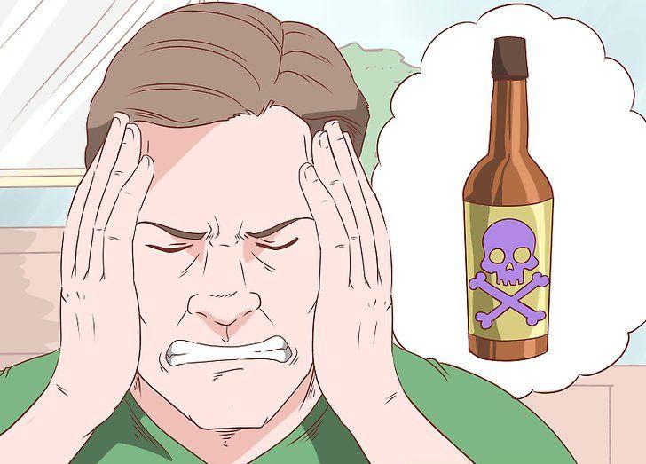 паника после алкоголя