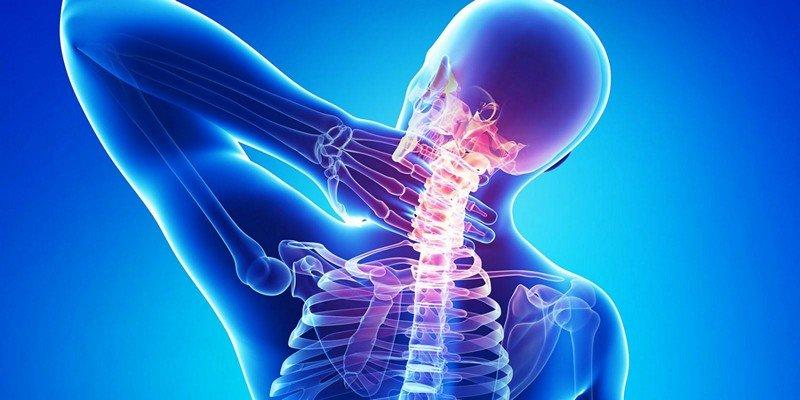 Невроз и остеохондроз шейного отдела