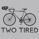 очень усталый