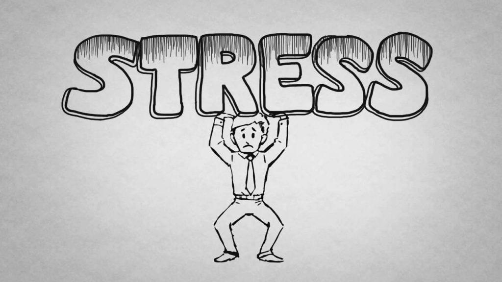 стресс и человек