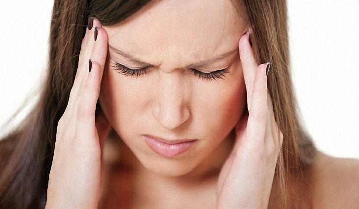 Всд голова как в тисках
