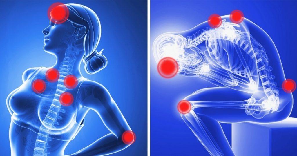 Боли в мышцах при всд